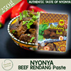 Halal Beef Rendang Paste