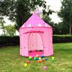 子供のための新しいポータブルフォールディングキャッスルテント遊び場子供屋外屋内