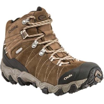 オボズ(Oboz) Bridger BDRY ブリッガー レディース Walnut OB00022102WLNT 【靴 トレッキングシューズ 登山 防水 茶】【TRSH15】の画像