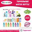 ★Authentic Tupperware★ Aquasafe Eco Fliptop Water Bottle*BPA Free* Best Teachers Day Gift★