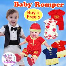 DSN1:Buy1Free1 15/01/19 Romper/Romper/CNY/Xmas/romper/Christmas/baby romper/Jumpers/Baby/ Blanket