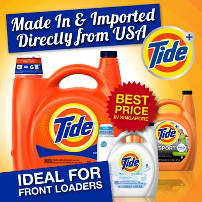 high efficiency detergent in regular washing machine