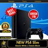 New PS4 Slim 500GB / 1 TB (1 Year + 3 Months Additional Local Warranty).Star War Battlefront PWP at special Rate Now! Best Rate!Local Set Local Warranty!Utilize Your Coupons Now!