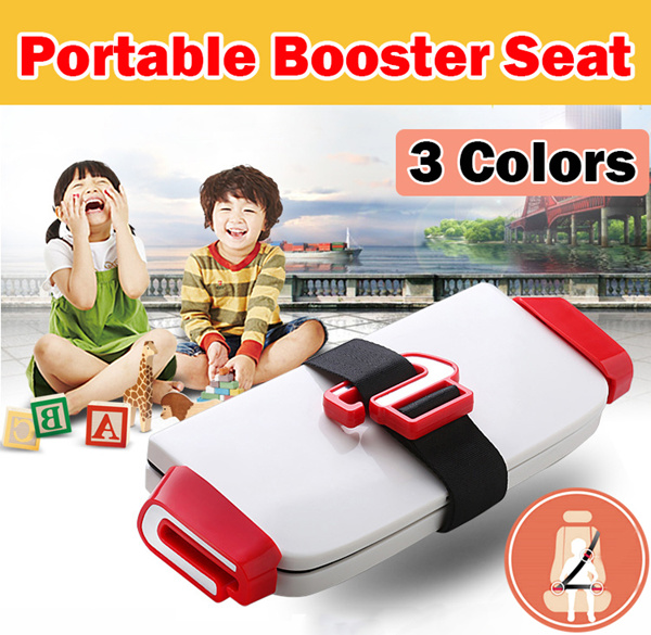?Booster Seat?10x smaller safety portable car seat car booster small safe mifold Deals for only S$199 instead of S$0