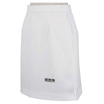 ABS(アメリカン ボウリング サービス) 両脇スリットスカート(ウエストゆったり) ホワイト P-2900-6 【Pro-ama ボウリングウェア レディース ボーリング】の画像