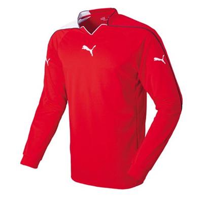 プーマ(PUMA) パワーキャット1.10 GKシャツ 900417 02 【サッカー フットサル ゴールキーパーウェア】の画像