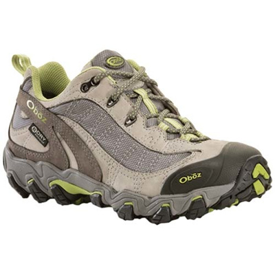 オボズ(Oboz) Phoenix BDRY フェニックス レディース Driftwood OB00022402DFWD 【靴 トレッキングシューズ 登山 黄緑】【TRSH15】の画像