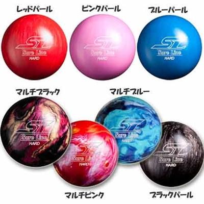 ABS(アメリカン ボウリング サービス) シュアライン ハード(SURE LINE HARD) 【ボウリングボール ボーリング】の画像