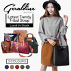 Best Selling 2016 Latest Trendy Tribal Strap Tote Bag Tribal Tassel Tote Best Selling Korean Style Hot selling Design. In Stocks Local Seller. Good Quality Assurance Inspired Style.  [Geraldine]