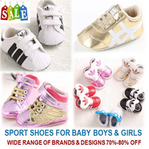 [ORTE] Christmas Sale ★ Sport Baby Prewalkers Shoes and Socks for Boy Girl Toddler★ Many Brands and Trending Designs ★ Super Fast Delivery ★ Babies / Kids love it ★ Grab it now ★