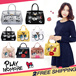 2 Free Shipping Super Cute▶Big Eyes PU Leather 2 Way Bag◀GBB GBA-Hollywood Star n Europe Fashion Styling Unique Design bags for women/ Tote Bag/ Shoulder Bag/ Handbag/ Daily Bag/ Sling Bag