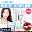 BREEZY ★ [Laneige] White Dew Line/Original Ampoule Essence/Skin/Emulsion/Tone Up Cream /Cleanser/Eye