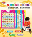 [Qoofish] [Super Time Sale] ★  Bilingual Audio Wall Chart ★   English/Chinese Audio Wall Chart ★   Best Education Toy ★   A Full-time Instructor For Your Kids ★