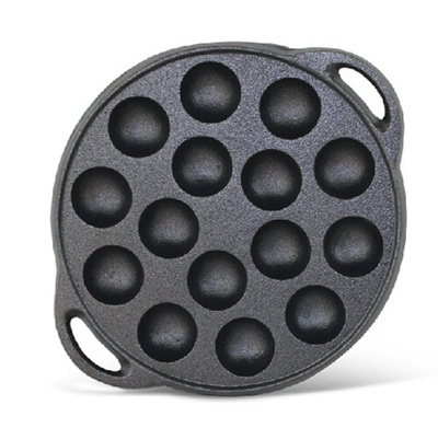 Qoo10 - Takoyaki Kit Pan/Cast Iron Pan/Japan Cooking ...