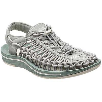 ◆即納◆キーン(KEEN) WOMEN UNEEK レディース ユニーク Neutral-Gray/Vapor 1013096 【おしゃれ サンダル シューズ 靴 グレー】【SNDL15】の画像