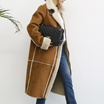 [送料無料]★韓国ファッション通販業界1位 『Naning9』★第クリーンロングマスタングジャケット/ おしゃれなシルエットのファッションコーデー提案!ハイクォリティー/韓国ファッション