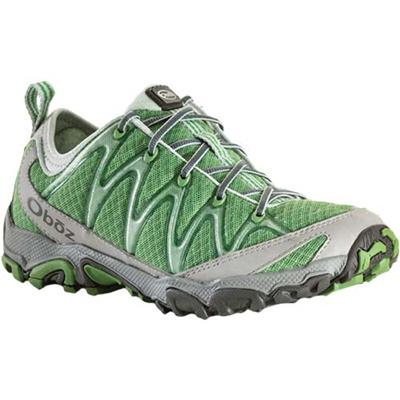 オボズ(Oboz) Emerald Peak エメラルドピーク レディース Leaf OB00010702LEAF 【靴 トレイルランニングシューズ 登山 黄緑】【TRSH15】の画像