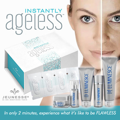Instantly ageless recenze