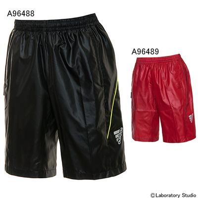 アディダス (adidas) M Revo ウィンドブレーカーハーフパンツ KBS93 [分類:野球 ウインドアップパンツ]の画像
