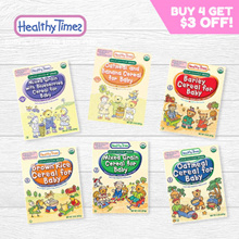 Healthy Times Organic Cereal (Assorted)