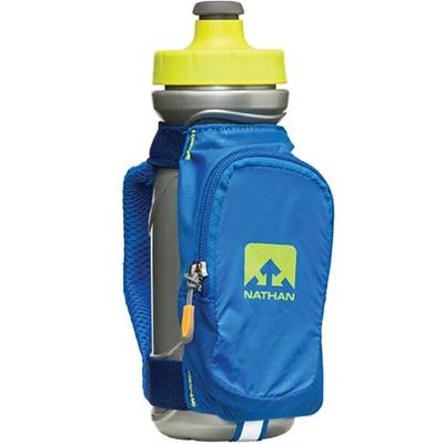 ★ベストセラーボトル★ネイサン(NATHAN) QuickDraw Plus B61333000 N.BLUE 650ml 【ランニング ジョギング ウォーキング ハンドボトル 軽量】の画像