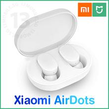 Xiaomi Mijia AirDots Bluetooth 5.0 TWS Wireless Earbuds Earphones Youth Edition