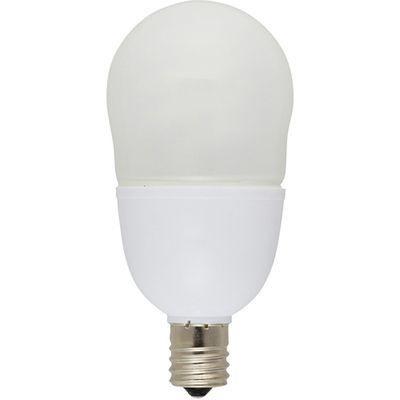 【クリックで詳細表示】オーム電機 オーム電機 エコなボール 60W形 口金E17 昼光色 EFA15ED12E17N E431490H