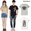 ALVINCLO BRAND/男女共用/エルビンクロ 新しい商品 Tシャツ可愛いグラフィックTシャツ!ロゴ半袖Tシャツ・長袖Tシャツ/ストライプTシャツ・プリントTシャツ