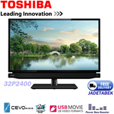 TOSHIBA LED 32P2400 PRO THEATRE Free Shipping Only JADETABEK