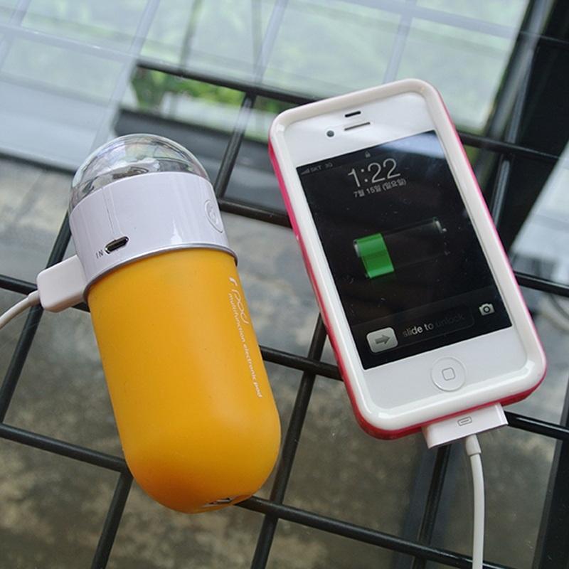 【クリックで詳細表示】[MiseMet][Top seller]r.pod CHARGE Battery Potable charger USB port 4000mAh iphone galaxy series
