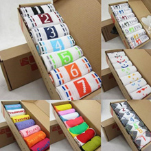 7 pairs in 1 set-Week socks set for Men/ women 7 pairs for a week socks:From Monday to Sunday / High quality Cotton material / Suitable for Daily life
