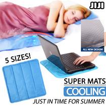 [Cooling Mat] Cooling Bed Pad Mat /Gel Mattress / Heat Reduce / Cooling mattress/ Cooling Pad