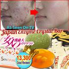 女人我最大OVER 13300 GOOD REVIEWS:miraculous Result Perfect Skin- SKINのPURE Enzyme Crystal Soap Bar skinpure