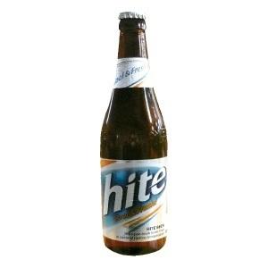 韓国HITEビール(330ml/瓶)の画像