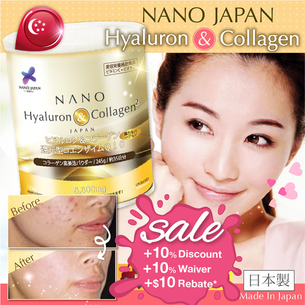 [BIG COUPONS STILL ON! HURRY!] ASIA #1 BEST-SELLING COLLAGEN ?UPSIZE 35 DAY ?SKIN BUST-UP