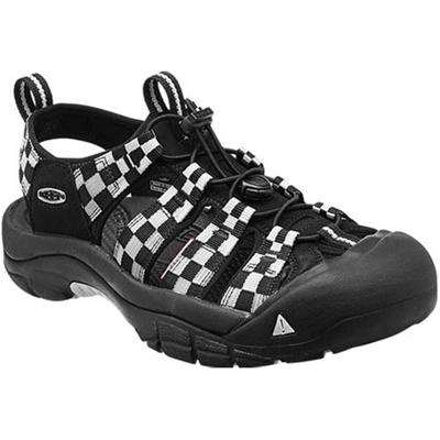 ◆即納◆キーン(KEEN) MEN Newport H2 メンズ ニューポート エイチツー Checker-Flag 1013008 【おしゃれ サンダル シューズ 靴】【SNDL15】の画像