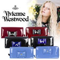 ヴィヴィアンウエストウッド 財布 Vivienne Westwood 長財布 FIOCCO BOW レディース 1032 5140