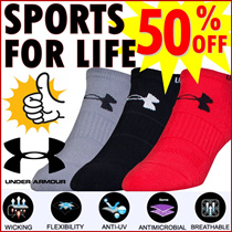 Under Armour Sports Ankle Socks Running Gym Exercise Shoe Etc