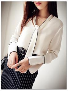 ◐2017年春の新作◐ 韓国ファッション Tシャツ可愛いシャギーニットブラウス/オフショルダーブラウス/オフショルダー/シャギーニット/チョーカーブラウス