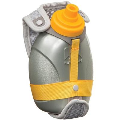 ネイサン(NATHAN) QuickShot B61339000 N.GREY 300ml 【ランニング ジョギング ウォーキング ハンドボトル 軽量】の画像