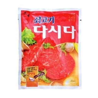 ダシダ(牛肉だし) 牛肉ダシダ 1kg ♪【HLS_DU】【140506coupon300】【RCP】【いいね】 【韓国食品】【韓国料理】【韓国食材】☆の画像