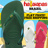 [HAVAIANAS]BRAZIL Filp flop 100% Authentic Local Free Shipping