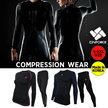 [Buy 2 Get 1 Free gift] Super Sale! KOREA compression wear rashguard Fitness swimwear under layer.compression wear base layer yoga Calf sleeve/ descendants of the sun