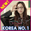 ★NEW ARRIVAL★HOT! KOREA NO.1 Fashion Brand Eyeglasses TR Frame Vintage Stylish Spectacles for Unisex