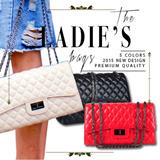 [FREE QXPRESS]【PREMIUM QUALITY】★Womens bag/ Fashionable and Premium high-quality messenger bag/handbag/wallets/Bag/Bags/Handbag/Handbags/Wallet LB-CB03B