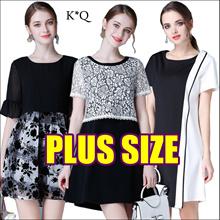 【25/3】plus size dresses/Loose tops/Halter top chiffon/Short sleeve vest/Summer/XXXXXXL