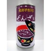 プラム食品ぜんざい缶ドリンク190g×30缶