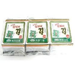 【韓国食品】サンブジャお弁当海苔の画像
