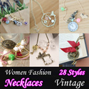 [HowDY]♡ Necklaces - Vintage ♡ Korea Fashion Style