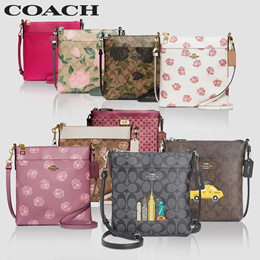 [Coach]department store/North South Crossbody/Official Genuine Products Shipped from USA